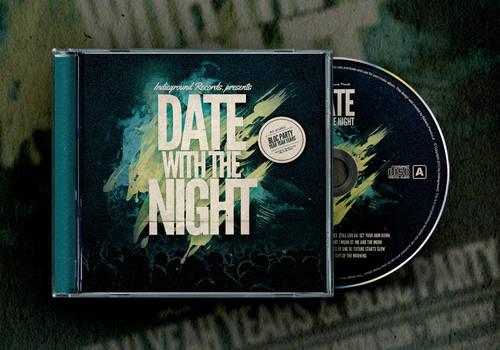 Alternative CD Album Artwork Template Vol. 2