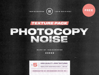 Free Photocopy Noise Textures