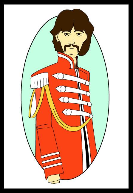 The Beatle: George Harrison by Nubob