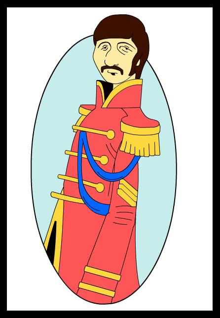 The Beatle: Ringo Starr