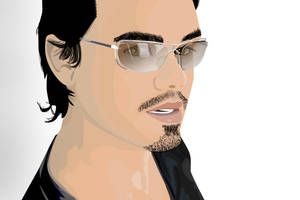 DJ Roog Vector Art
