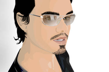 DJ Roog Vector Art by Roelz