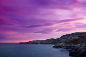 At Worlds End by Jhalvorsen