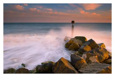 Sunset Wave Breaker by Neutron2K
