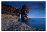 Twilight at Pulpit Rock by Neutron2K