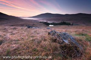 Dawn Over Capel Curig by Neutron2K