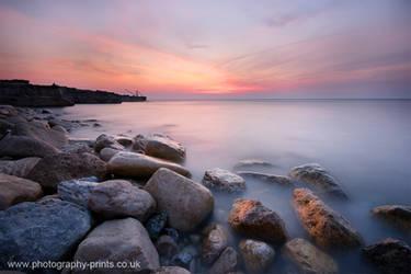 Dawn Over Red Crane by Neutron2K