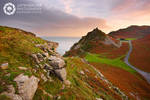 Valley of Rocks at Dawn