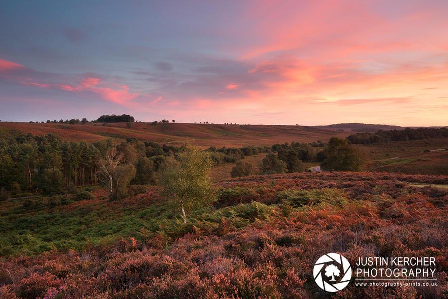 Fiery Dawn over Linwood by Neutron2K