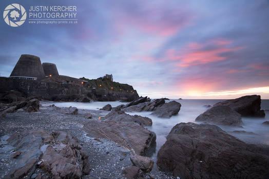 Ilfracombe Bay Sunset