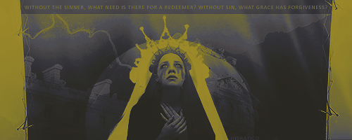 Without sin, what grace has forgiveness? Sig by hieratic0