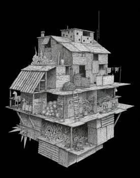 Shanty Spaceship
