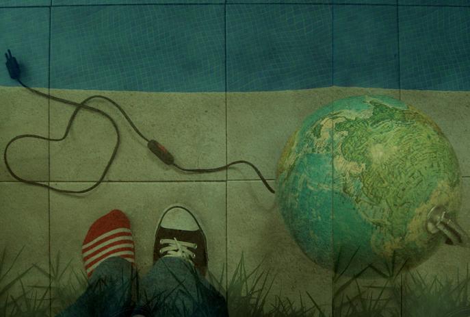 Mi particular mundo by dreamergirl