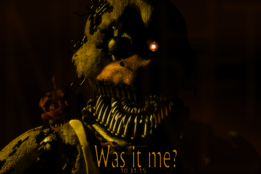 Fnaf 4 new teaser chica by thepuppet1987 on deviantart