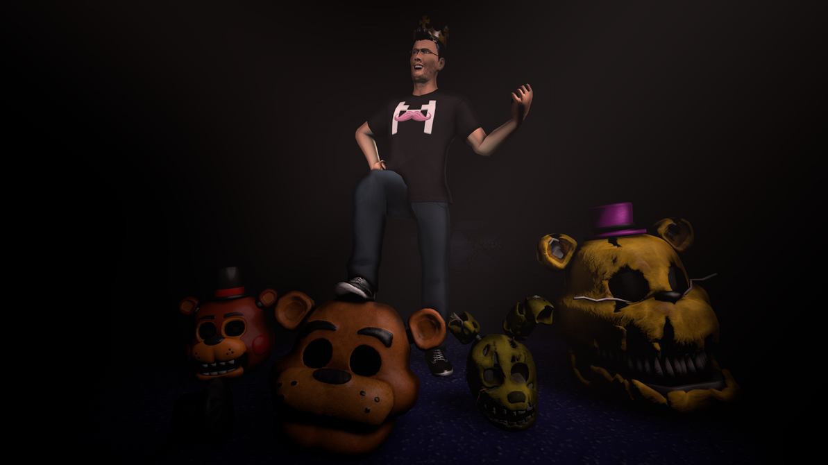 the king of five nights at freddy s by detective puppet on deviantart