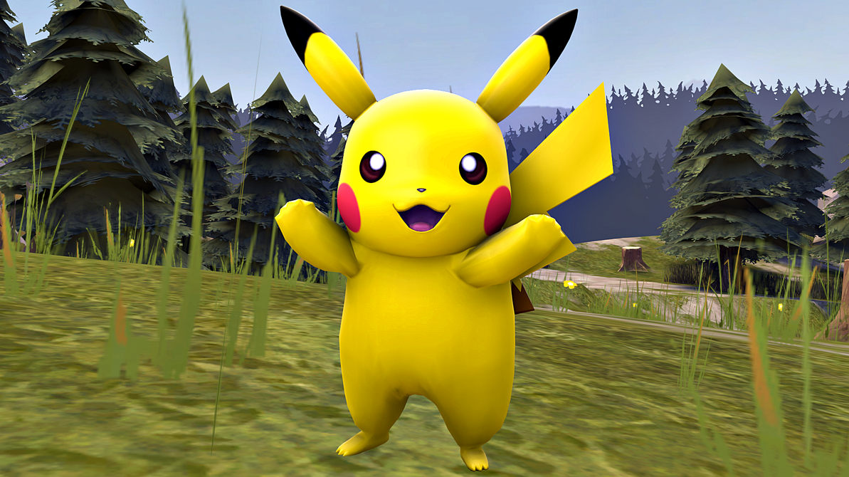 pikachu by detective puppet on deviantart