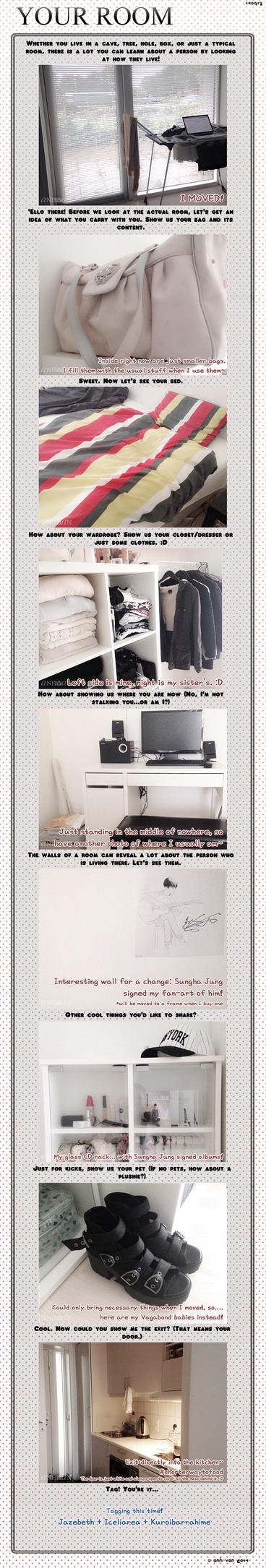My Room 2 - meme by anhvan44
