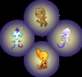 Elemental Incarnates (open)