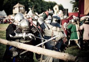 Battle by Nivelis