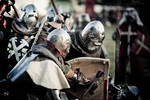 Medieval Knights by Nivelis