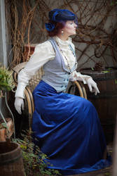 Sapphire Elegance by Nivelis