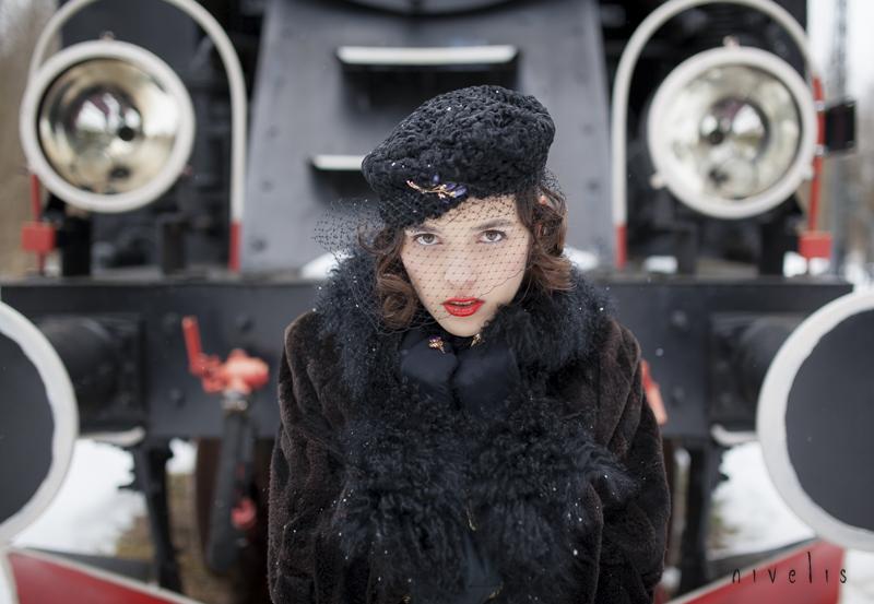 Anna Karenina - 2 by Nivelis