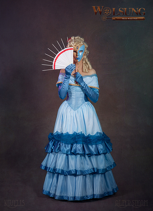 Wolsung - Elf Masquerade by Nivelis