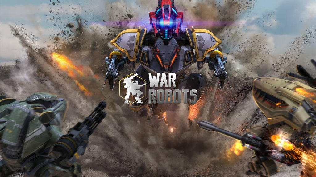 War Robots Wallpaper By Rifter64 On Deviantart