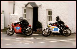Pre TT Billown Circuit 2007