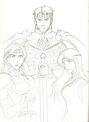The Reign of Dragons by Zero-Kiba