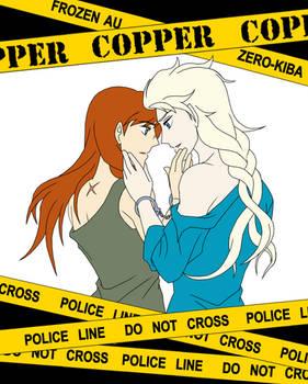 Frozen AU Copper Cover 4