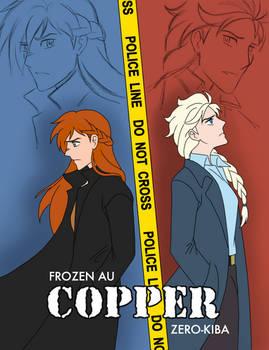 Frozen AU Copper Cover 5