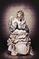 Hizaki. Versailles P.Q.  In the light by PlatinumEgoist