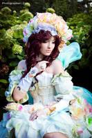 Princess White Rose by PlatinumEgoist