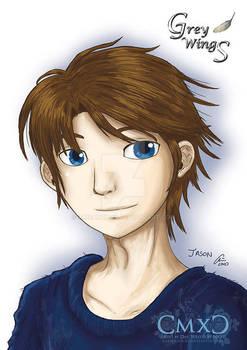 Grey Wings Portraits: Jason [COMMISSION]