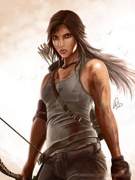 Tomb Raider (2013) Lara Croft