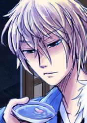 Uesugi Kenshin Sketch