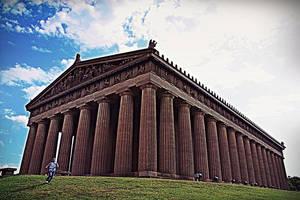 Parthenon. by arbaxa