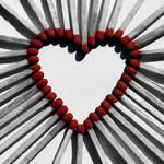 Herz aus Holz by skapunzel