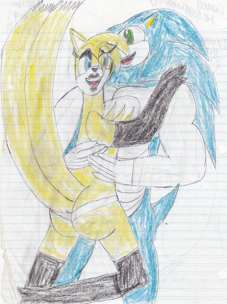 When a Hedgehog loves a Fox by ArtistOtaku91