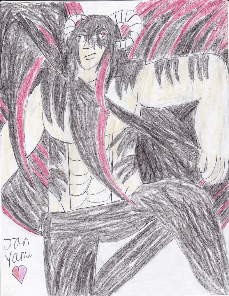 Jan Yami by ArtistOtaku91