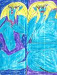 Dakimakuras 12: Midnight Bliss Jedah by ArtistOtaku91