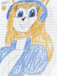 Maria the Hedgehog 2