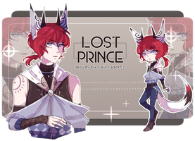 [KEMONOMIMI] Lost Prince [CLOSED]