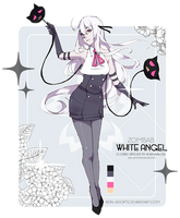 [CS: ZOMBAB] GA White Angel [CLOSED]
