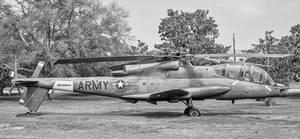 Lockheed AH-54 Cheyenne BW (4)