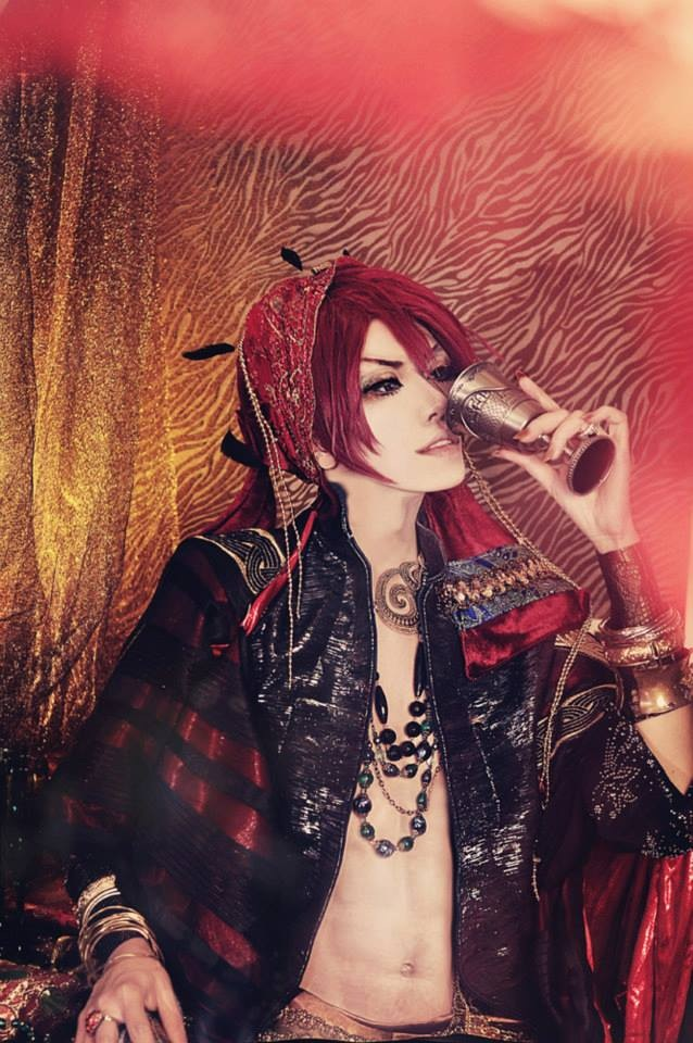 Rin Matsuoka by kingrockzxc