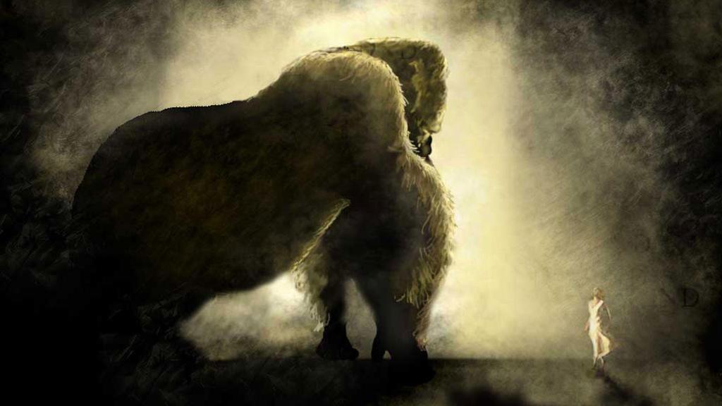 beauty killed the beast by kovooraj
