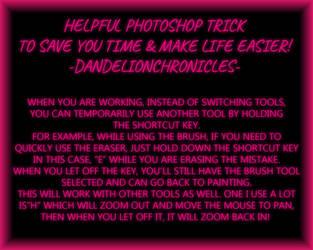 Photoshop Timesaving Trick for Digital Artists