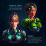 Girls of UT - Iron Guard